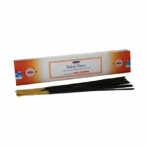 Natraj's Dance - Satya Incense Sticks (15 Sticks)